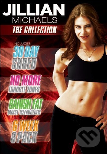 Jillian Michaels: The Collection DVD