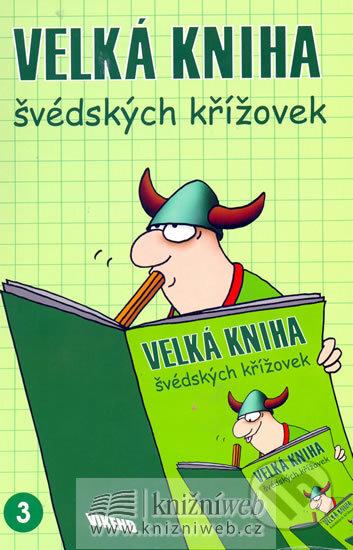 Peticenemocnicesusice.cz Velká kniha švédských křížovek 3 Image
