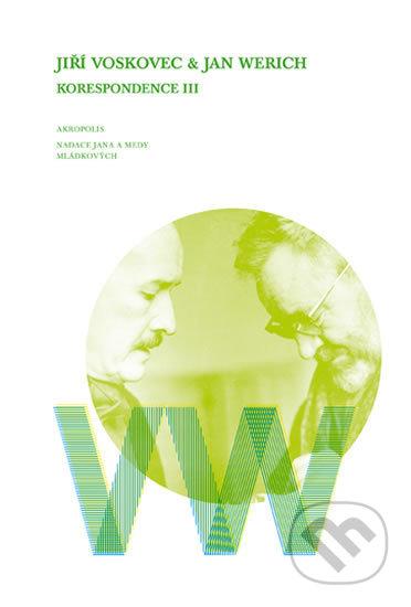 Venirsincontro.it Jiří Voskovec & Jan Werich - Korespondence III Image