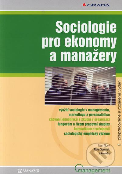 Interdrought2020.com Sociologie pro ekonomy a manažery Image