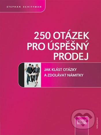 Fatimma.cz 250 otázek pro úspěšný prodej Image
