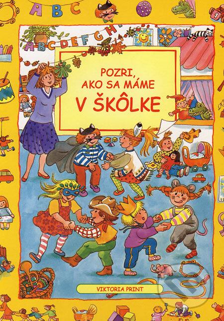 Peticenemocnicesusice.cz Pozri, ako sa máme v škôlke Image