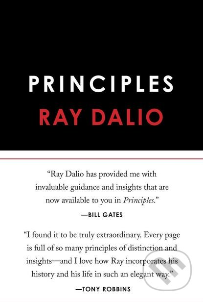 Principles: Life and Work - Ray Dalio