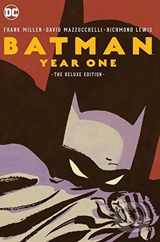 Batman: Year One - Frank Miller