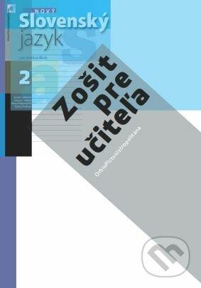 Interdrought2020.com Nový Slovenský jazyk 2 pre stredné školy (zošit pre učiteľa) - 2. časť Image