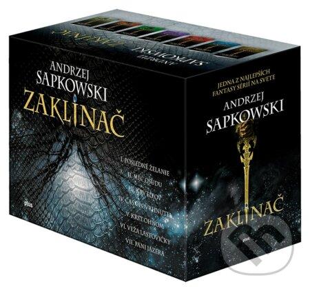 Interdrought2020.com Zaklínač (7-dielny BOX) Image