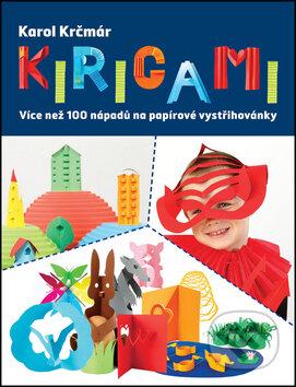 e69cf4831d Kniha  Kirigami (Karol Krčmár)