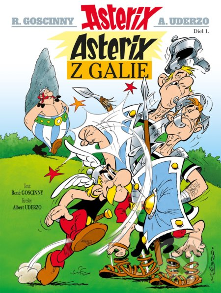 Excelsiorportofino.it Asterix I: Asterix z Galie Image