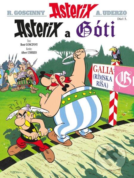 Fatimma.cz Asterix III: Asterix a Góti Image
