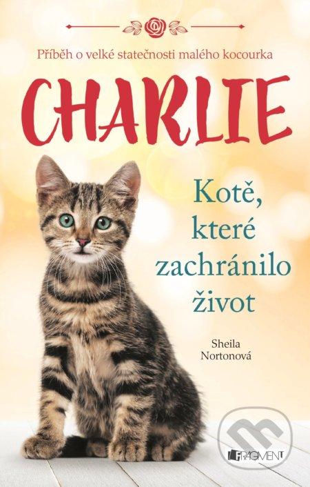 Fatimma.cz Charlie - Kotě, které zachránilo život Image