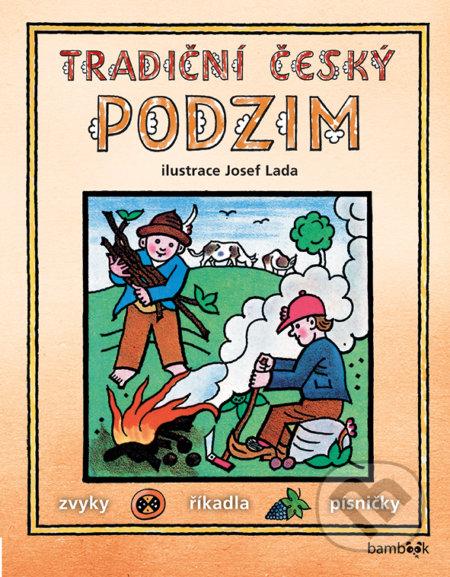 Tradiční český Podzim - Josef Lada a kolektiv