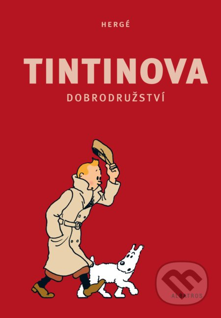 Fatimma.cz Tintinova dobrodružství: Kompletní vydání 1-12 Image