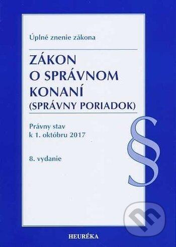 Fatimma.cz Zákon o správnom konaní Image