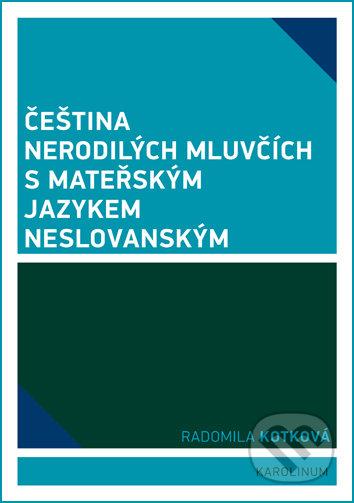 Venirsincontro.it Čeština nerodilých mluvčích s mateřským jazykem neslovanským Image