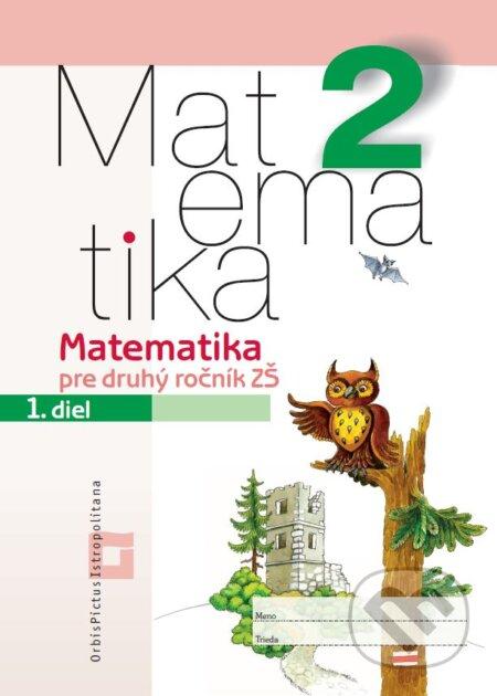 Interdrought2020.com Matematika 2 pre základné školy - 1. diel Image