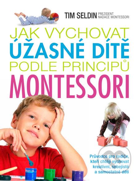 Fatimma.cz Jak vychovat úžasné dítě podle principů montessori Image