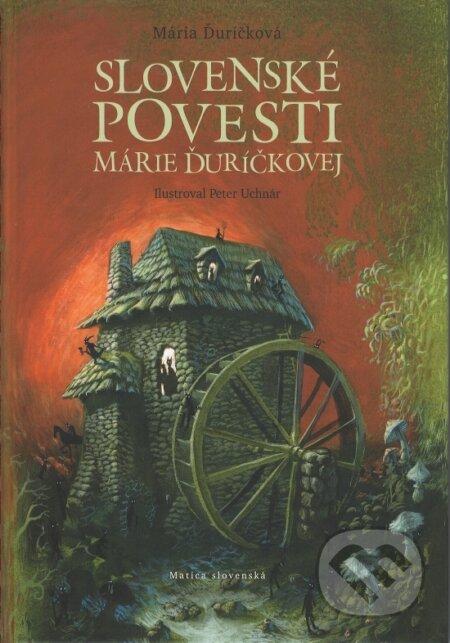 Peticenemocnicesusice.cz Slovenské povesti Márie Ďuríčkovej Image