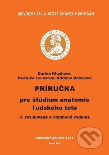 Peticenemocnicesusice.cz Príručka pre štúdium anatómie ľudského tela Image