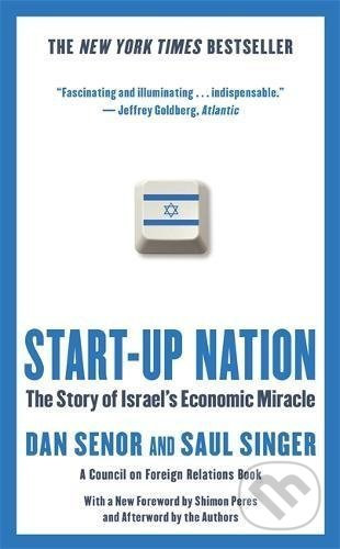 Start Up Nation - Dan Senor