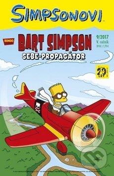 Interdrought2020.com Bart Simpson: Sebe-propagátor Image