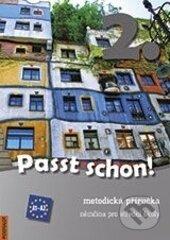 Fatimma.cz Passt schon! 2 - metodická příručka se 3 CD Image