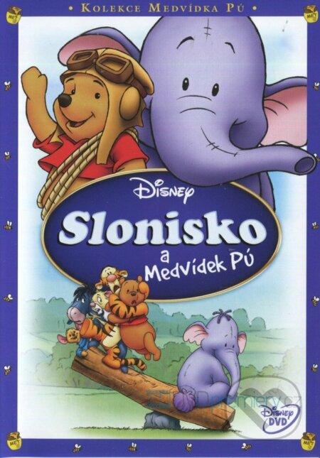Slonisko a Medvídek Pú DVD