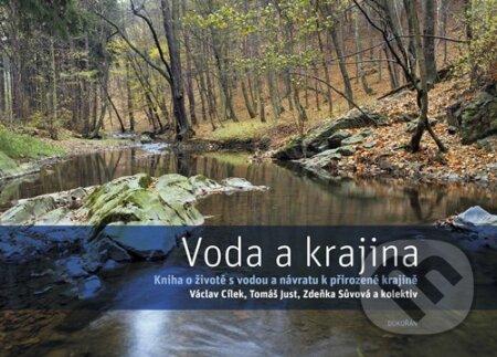 Voda a krajina - Václav Cílek