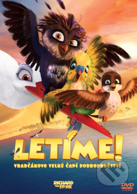 Letíme DVD