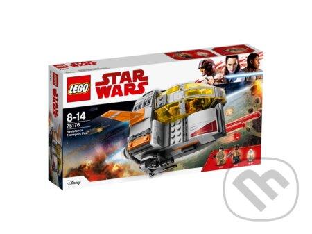 LEGO Star Wars Transportér Odporu - LEGO