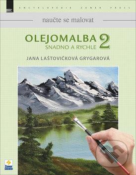 Olejomalba 2 - Jana Laštovičková Grygarová
