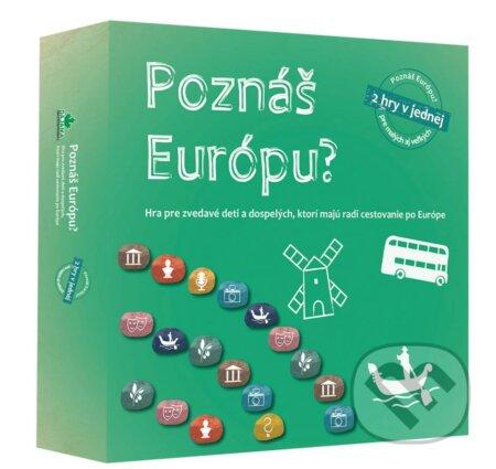 9a4cfd327 Spoločenské hry: Poznáš Európu? (Daniel Kollár, Juraj Kucharík a ...