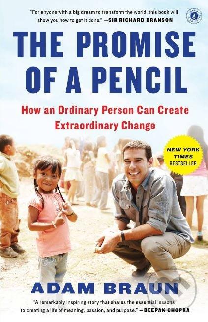 The Promise of a Pencil - Adam Braun