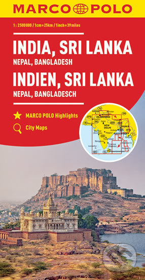 India, Sri Lanka / Indien, Sri Lanka