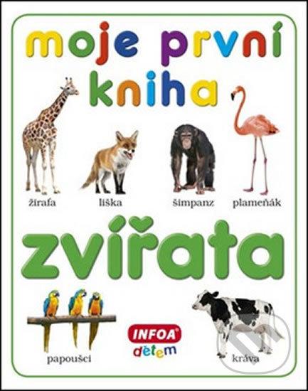 Removu.cz Moje první kniha - Zvířata Image