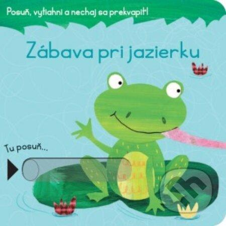 Interdrought2020.com Zábava pri jazierku Image