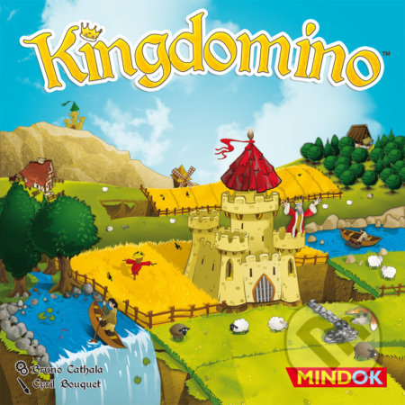 Kingdomino - Bruno Cathala