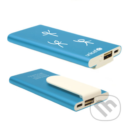 UNICEF - Powerbank Blue -