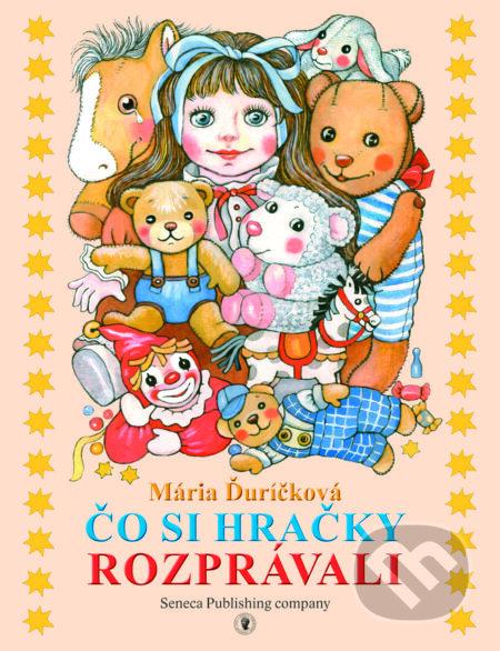 Čo si hračky rozprávali - Mária Ďuríčková, Danica Pauličková (ilustrátor)
