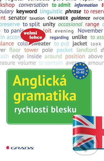 Anglická gramatika - Lutz Walther
