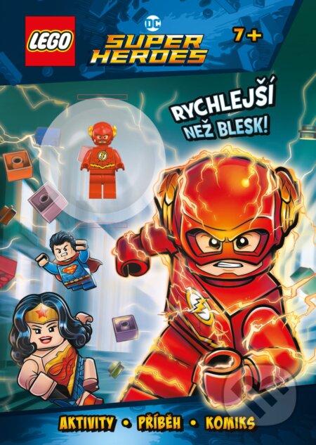 LEGO DC Super Heroes: Rychlejší než blesk! - Computer Press