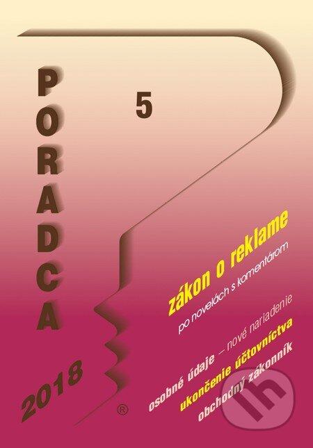 Fatimma.cz Poradca 5/2018 Image