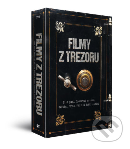 Filmy z trezoru 5DVD DVD