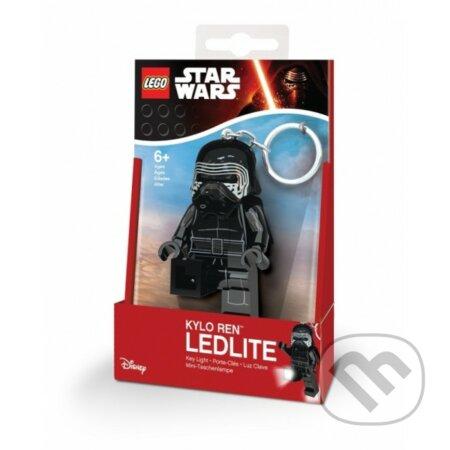 LEGO Star Wars Kylo Ren svietiaca figúrka - LEGO