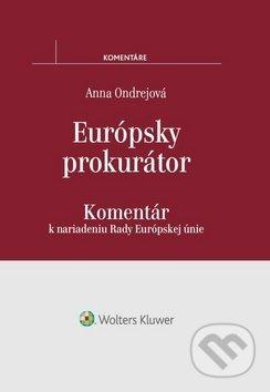 Európsky prokurátor - Anna Ondrejková
