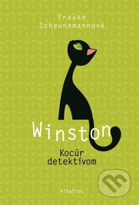 Interdrought2020.com Winston: Kocúr detektívom Image