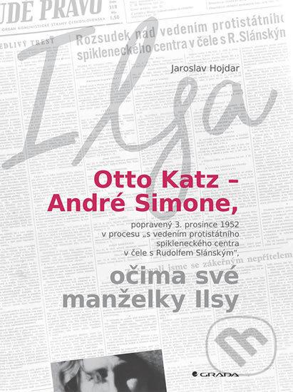 Newdawn.it Otto Katz - André Simon očima své manželky Ilsy Image