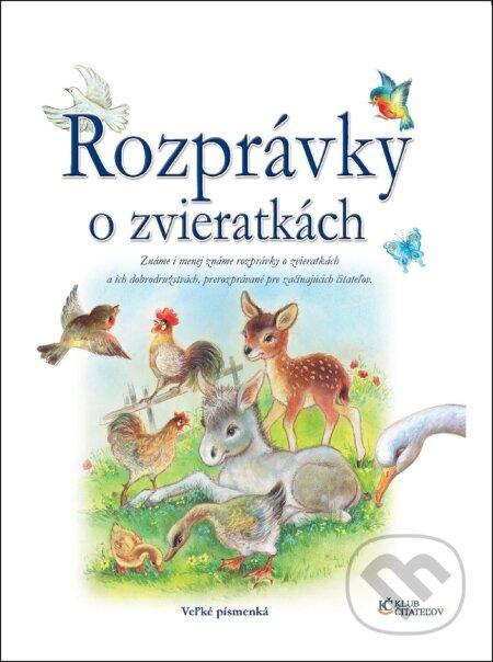 Fatimma.cz Rozprávky o zvieratkách Image