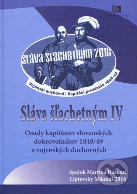 Peticenemocnicesusice.cz Sláva šľachetným IV. Image