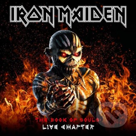 Iron Maiden: The Book Of Souls Live Chapt - Iron Maiden