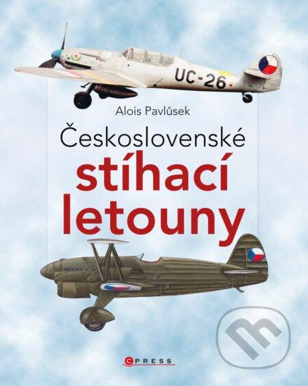 Fatimma.cz Československé stíhací letouny Image